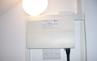MK distribution board